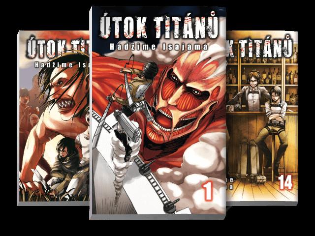 Útok titánů