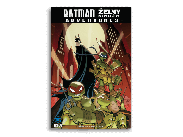 Batman / Želvy nindža Adventures