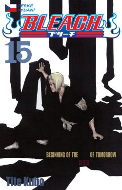 obrázek k novince Bleach 15: Beginning of death tomorrow!